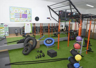 Circuito Funcional Gimnasio Santa Coloma