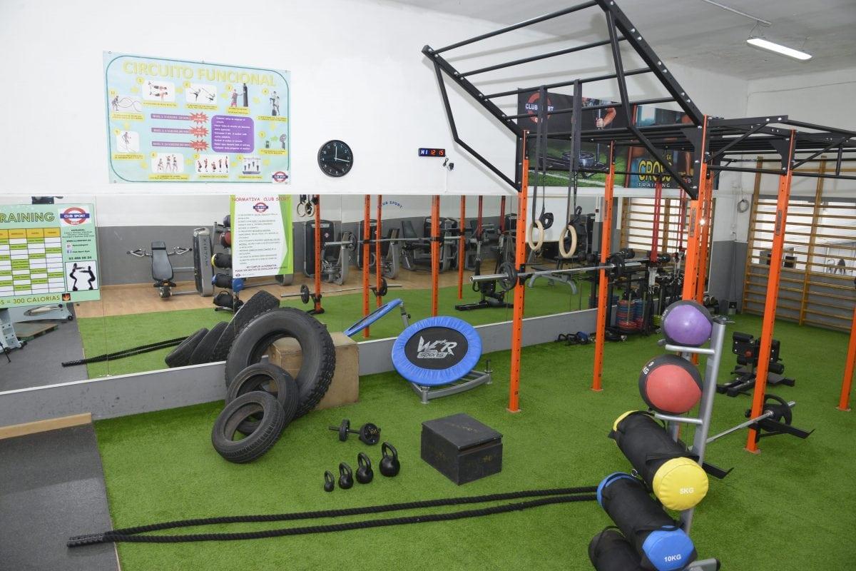 Circuito Gimnasio : Date de alta y empieza a entrenar gimnasio club sport ¡ u ac mes